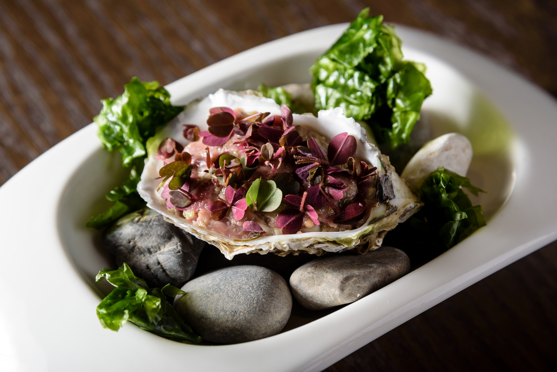 Food and product photography Millesime World Pedro Bargero Oyster