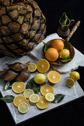 Food and product photography Tequila Altos Flavor Profiles