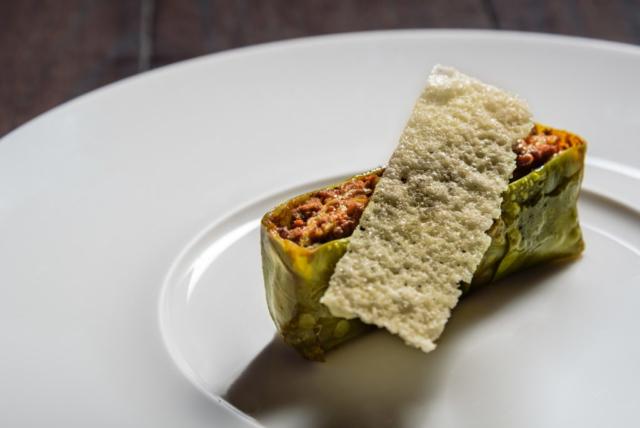Food and product photography Millesime World Luigi Tagliente Lasagna