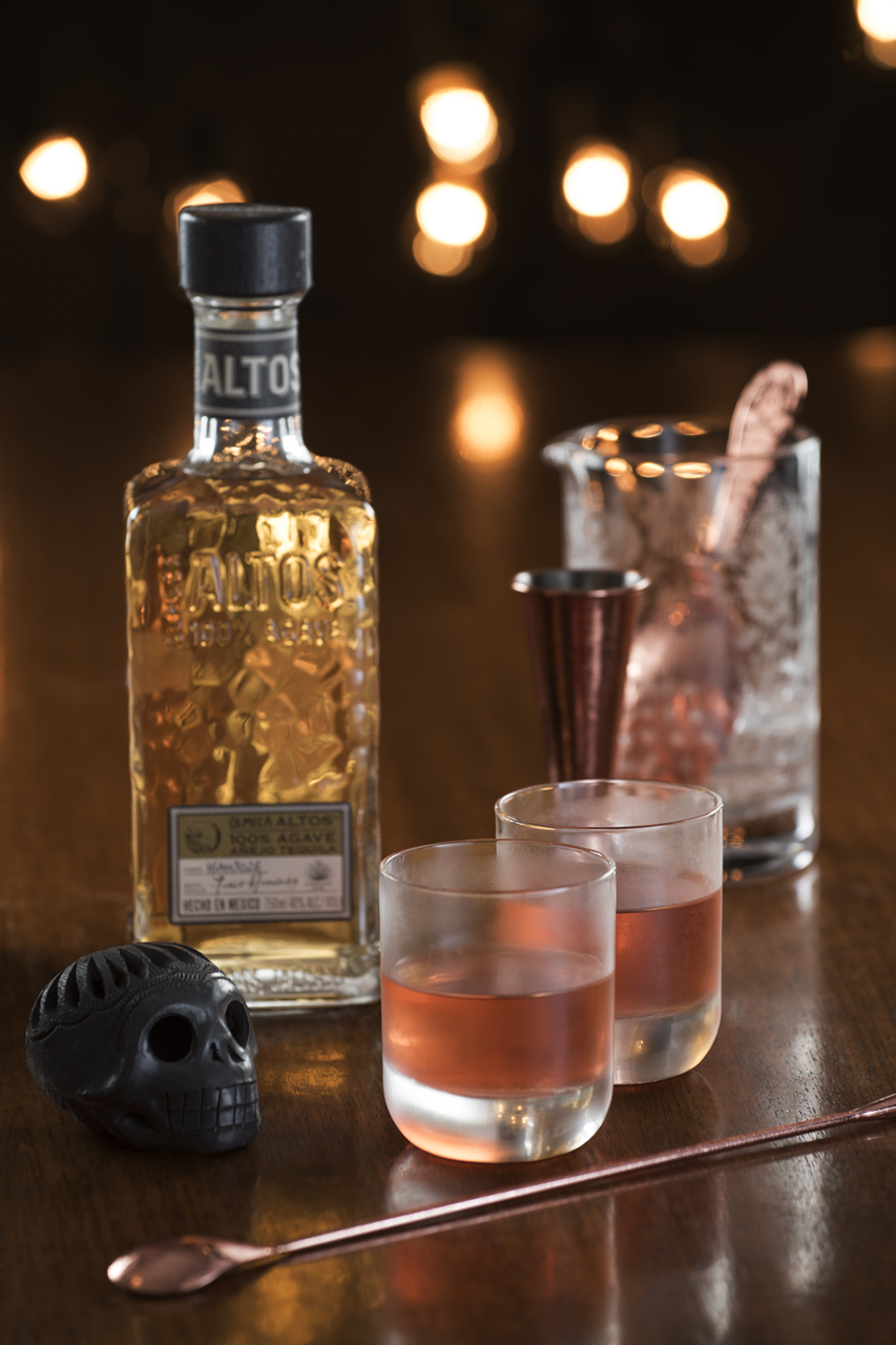 Food and product photography Altos Tequila Bar Service