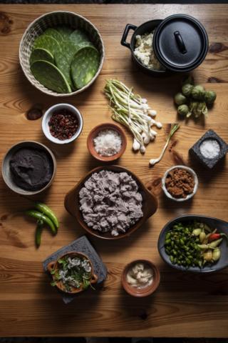 Food and product photography Martha Zepeda Chiapas