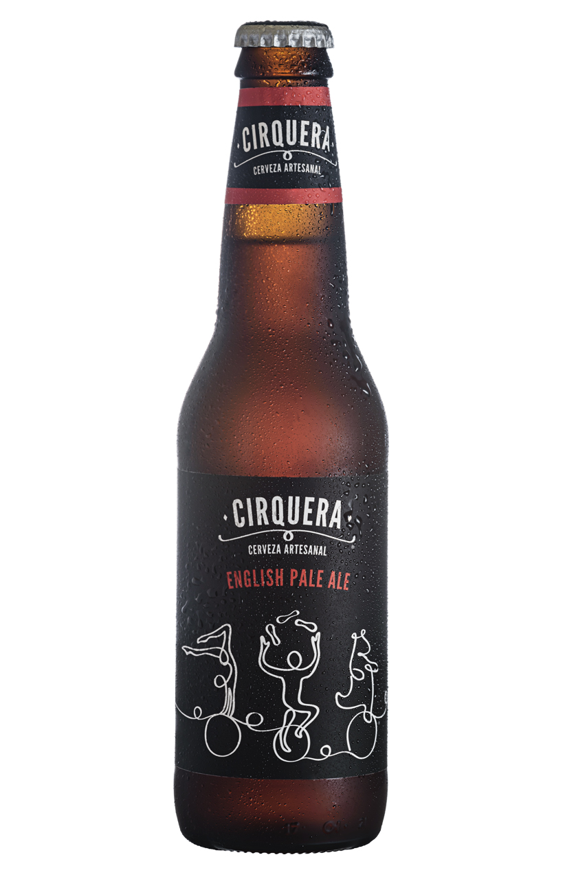 Food and product photography Cirquera Beer