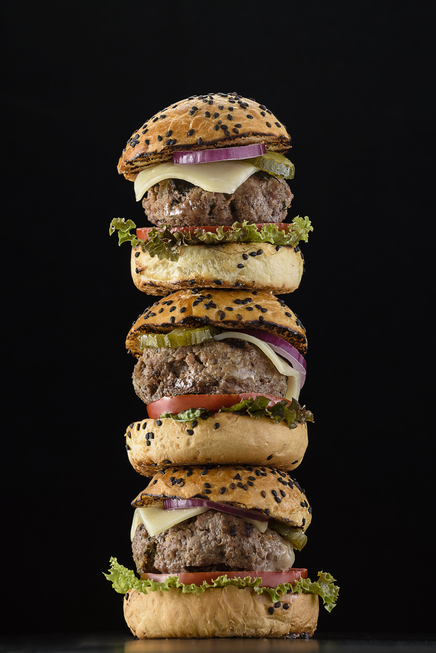 Food and product photography Butcher and Sons Sliders