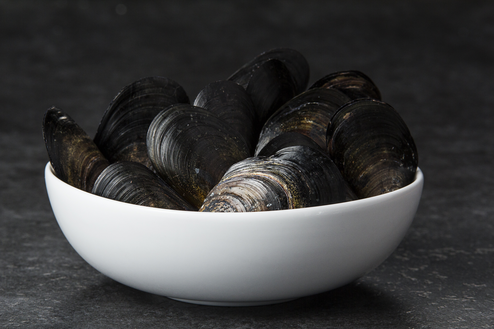 Food and product photography butter mussels lurpak