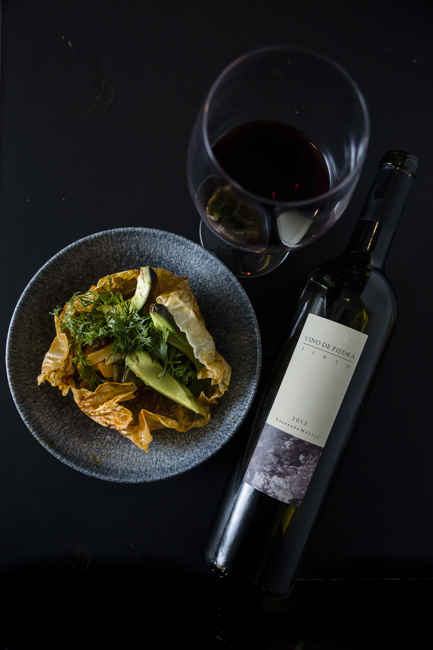 Food and product photography LEI Britain Meets Mexico Dinner Mixiote